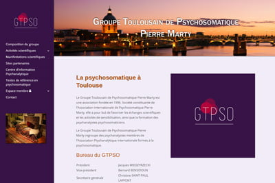Psychosomatique Toulouse